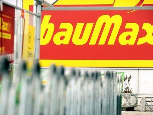 Mehrere Baumax-Mitarbeiter werden ohne Job bleiben.