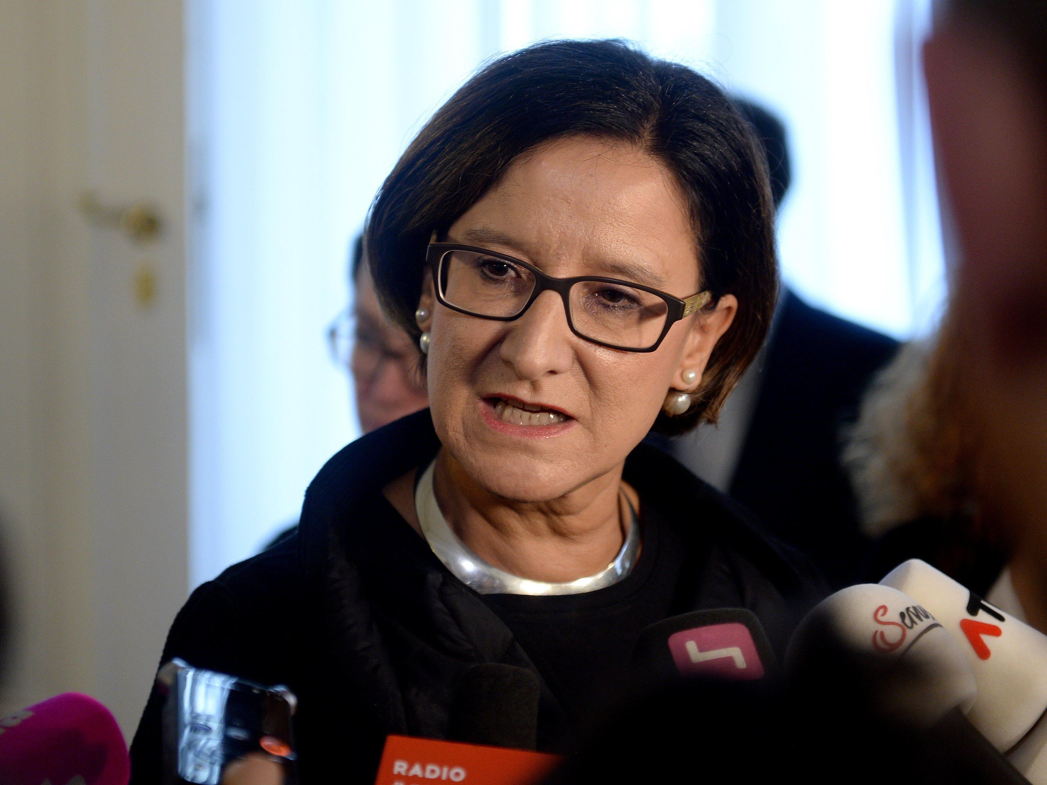 Das Innenministerium gibt Informationen zur Ausforschung des Schlepperrings bekannt.