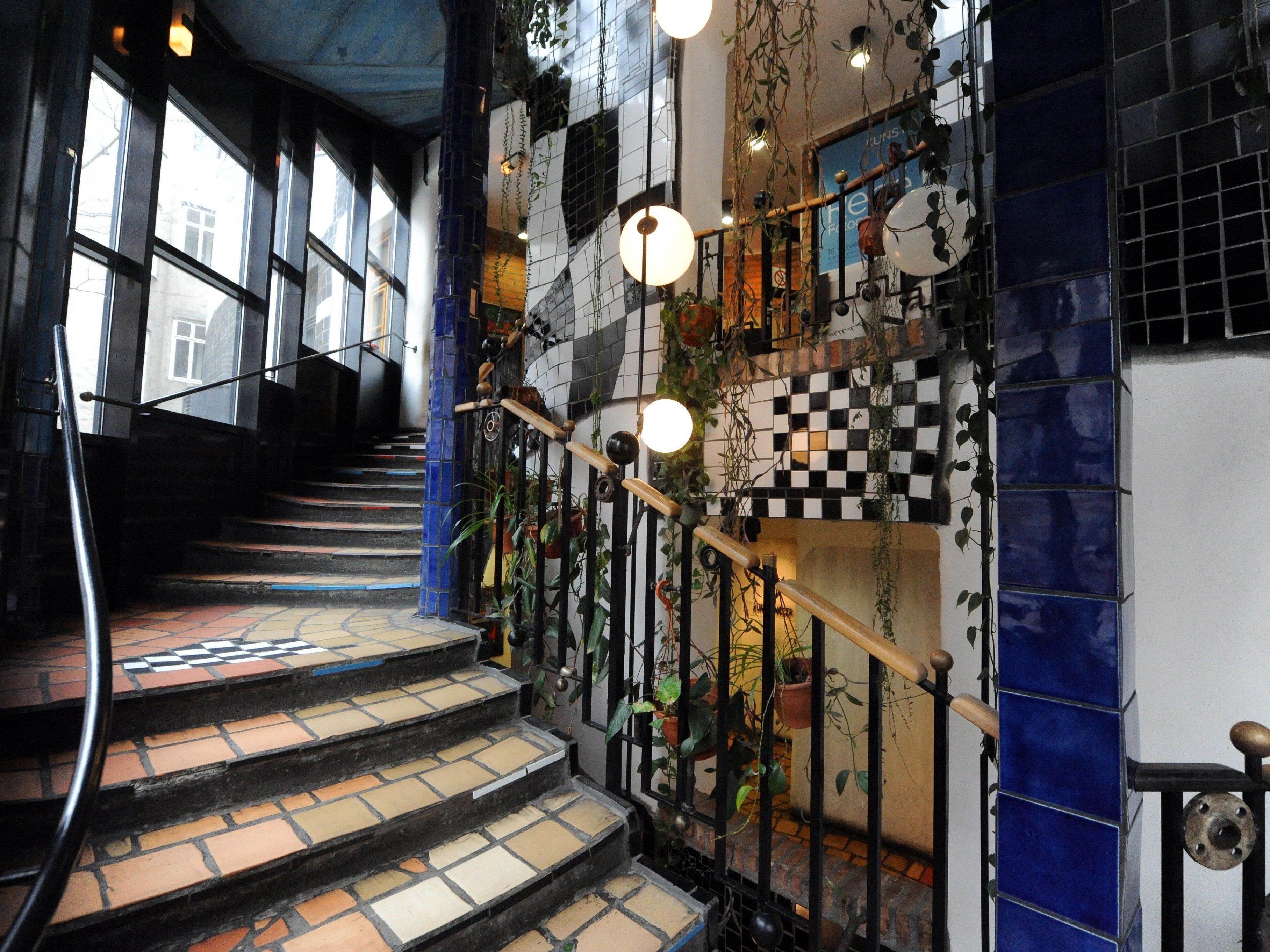 Das Hundertwasser-Werk wird in Zukunft im KunstHausWien ausgestellt.