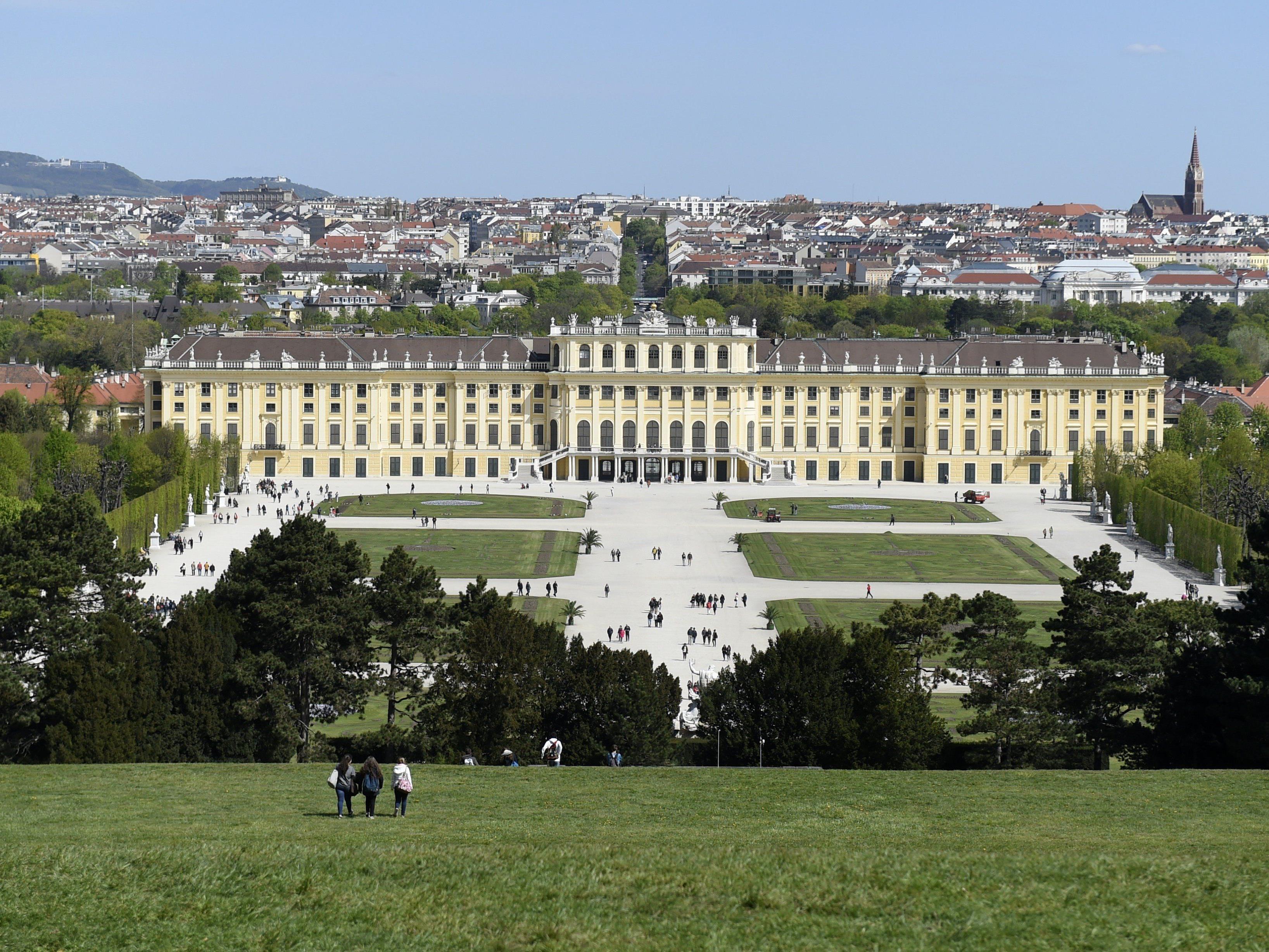 Wien bleibt ein Tourismusmagnet.
