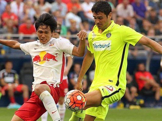 Die Austria und Salzburg bestreiten am Samstag den Schlager der Runde.