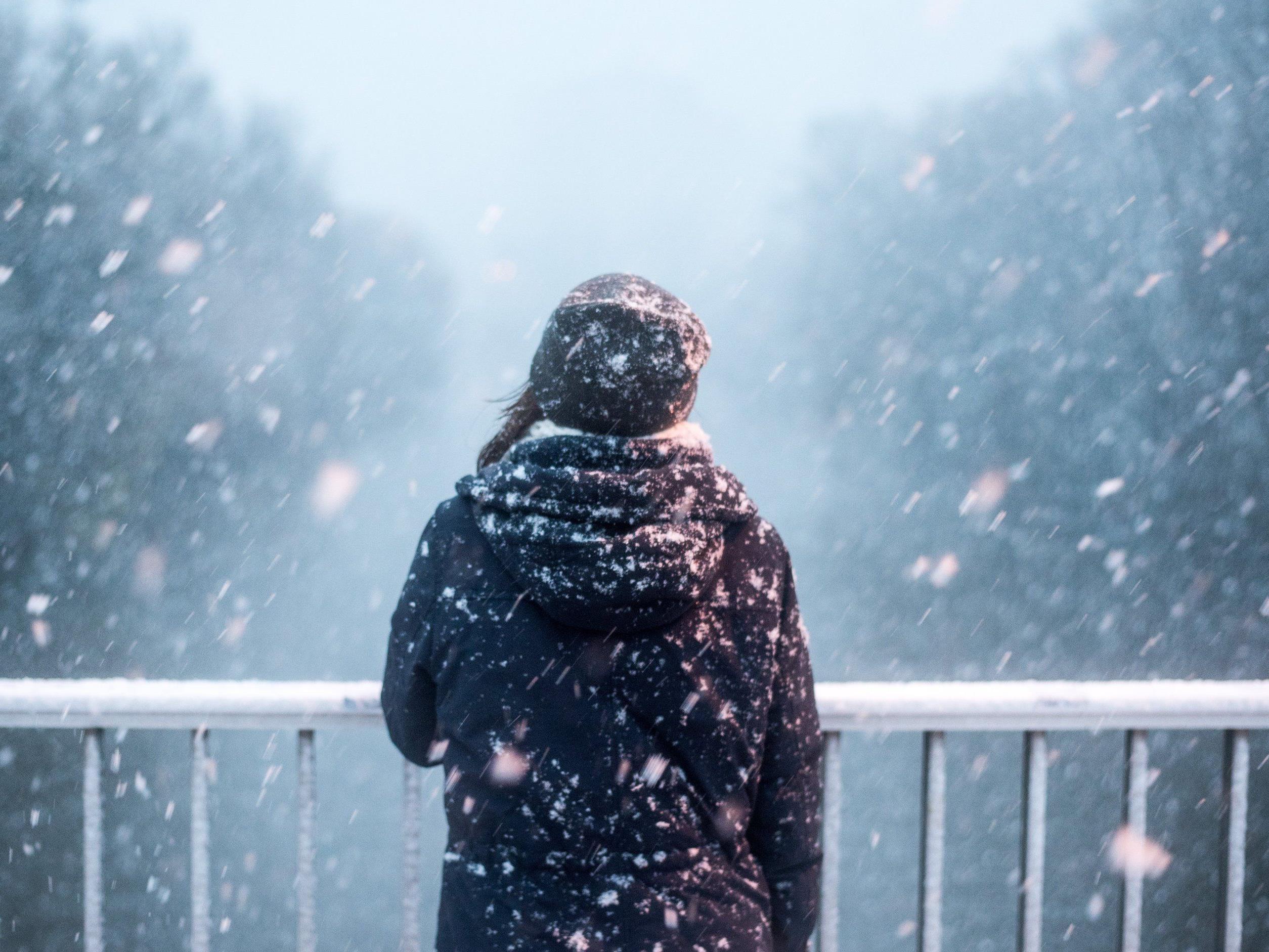 Messungen von Winterniederschlag weichen stark von Realität ab.