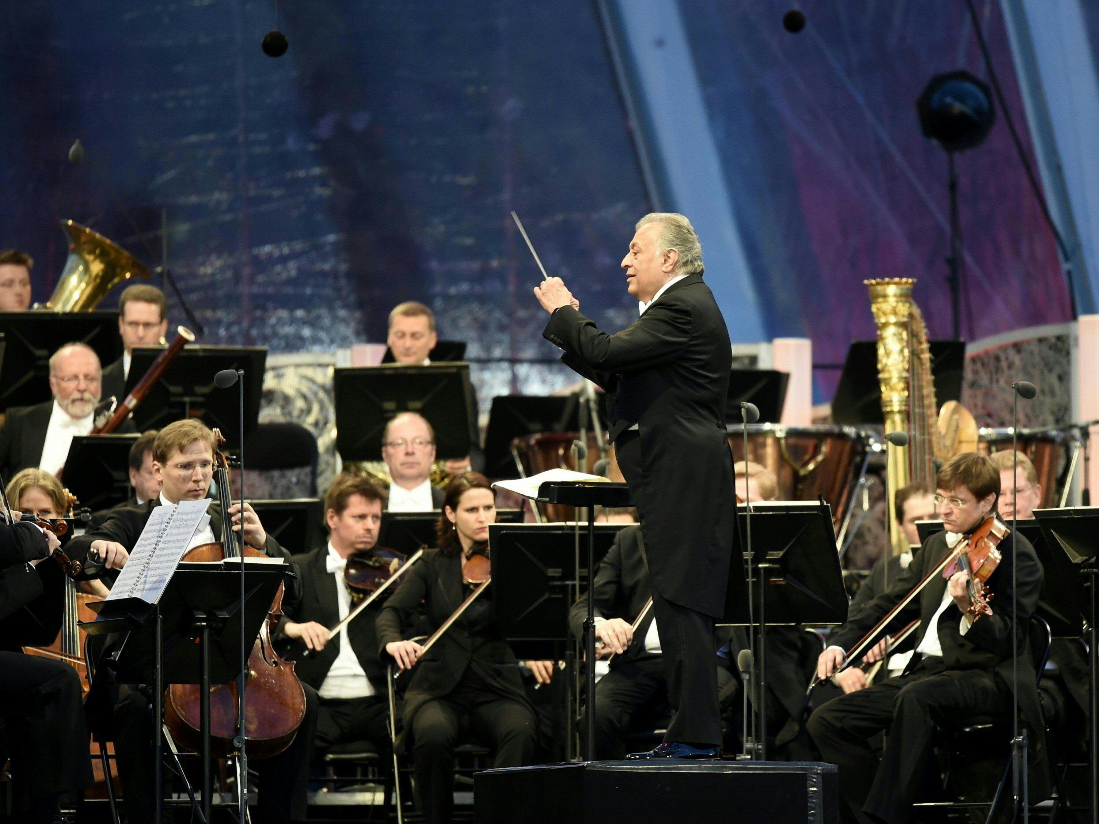 Wiener Philharmoniker starten sozial ist kommende Jahr und stellen Projekte vor.