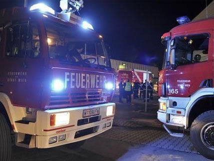 In Wien-Naubau kam es zu einem Kellerbrand