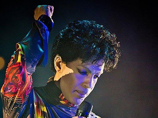 Prince gibt ein Konzert in Wien - der Vorverkauf wurde jedoch verschoben