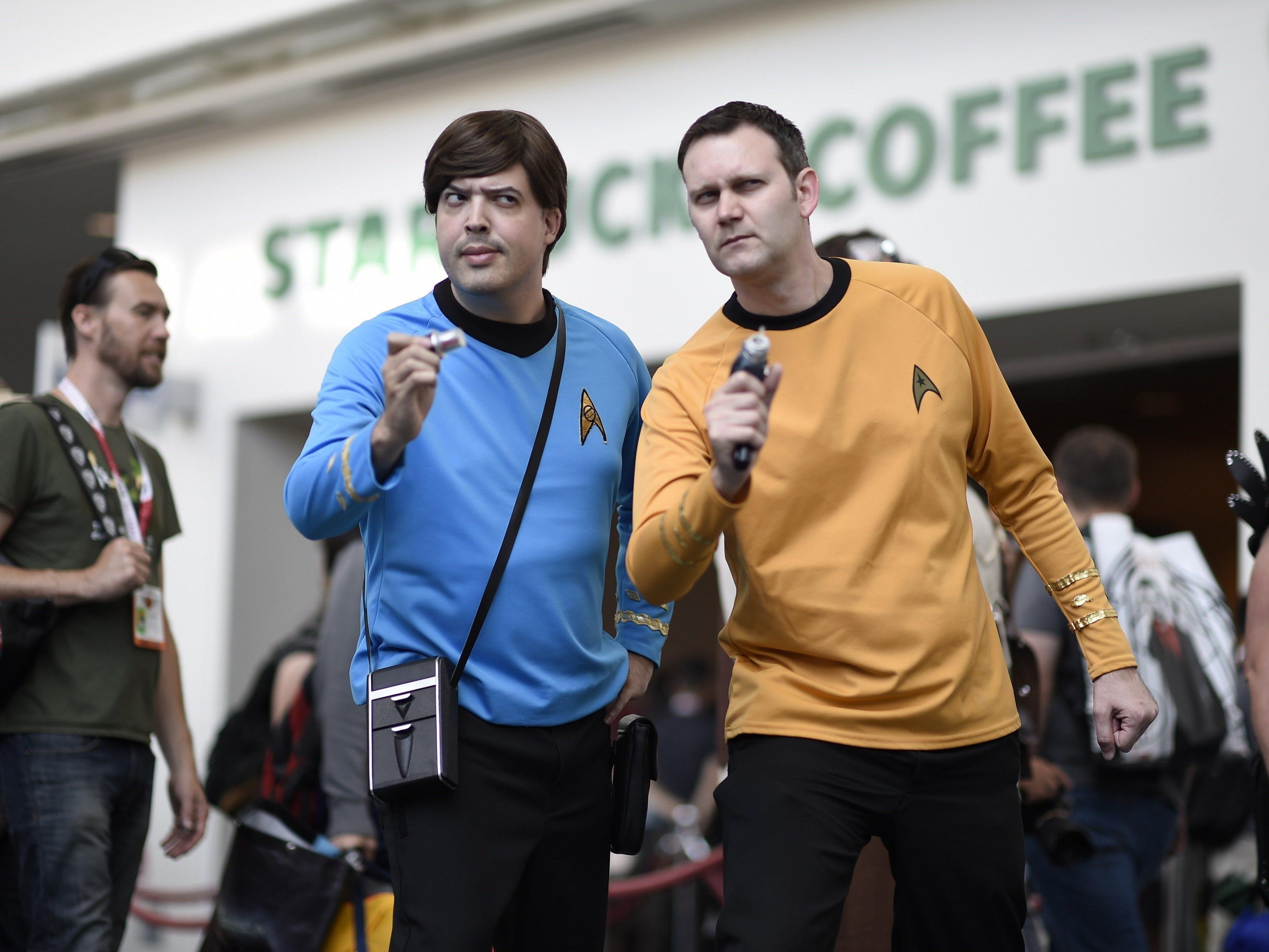 """Millionen """"Star Trek""""-Fans werden sich über eine neue Enterprise freuen."""