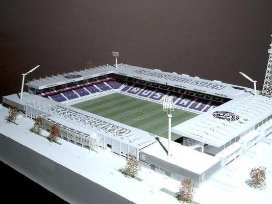 So soll die Generali Arena nach dem Umbau aussehen.