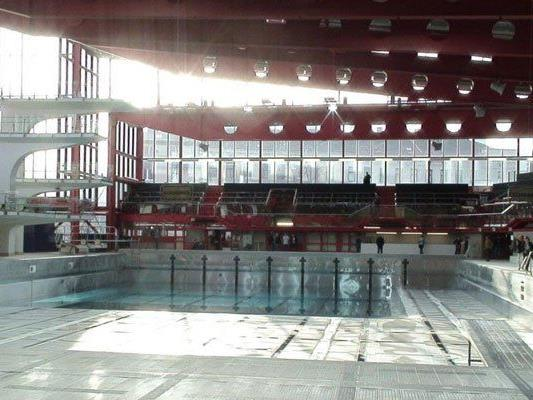 Lange hat die Sanierung des Stadthallenbads gedauert.