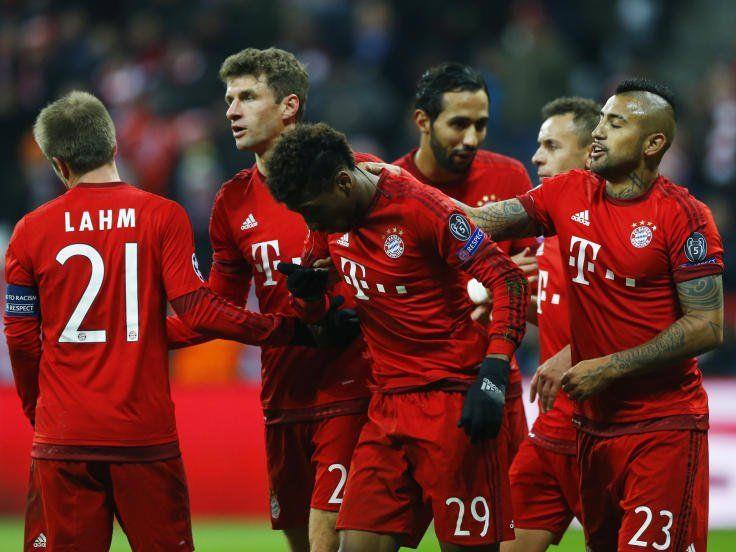 Die Bayern sind derzeit kaum zu schlagen