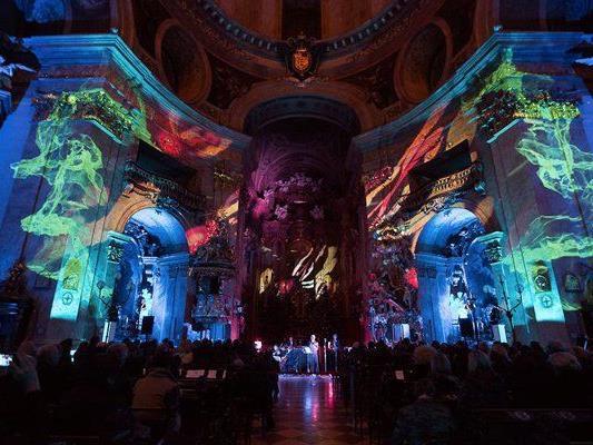Electric Church wird den Stephansdom in ein sagenhaftes Lichtermeer tauchen