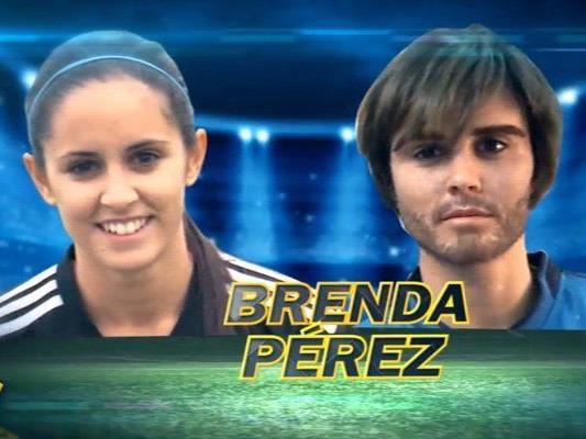 Aus Brenda wurde Dani Pérez.