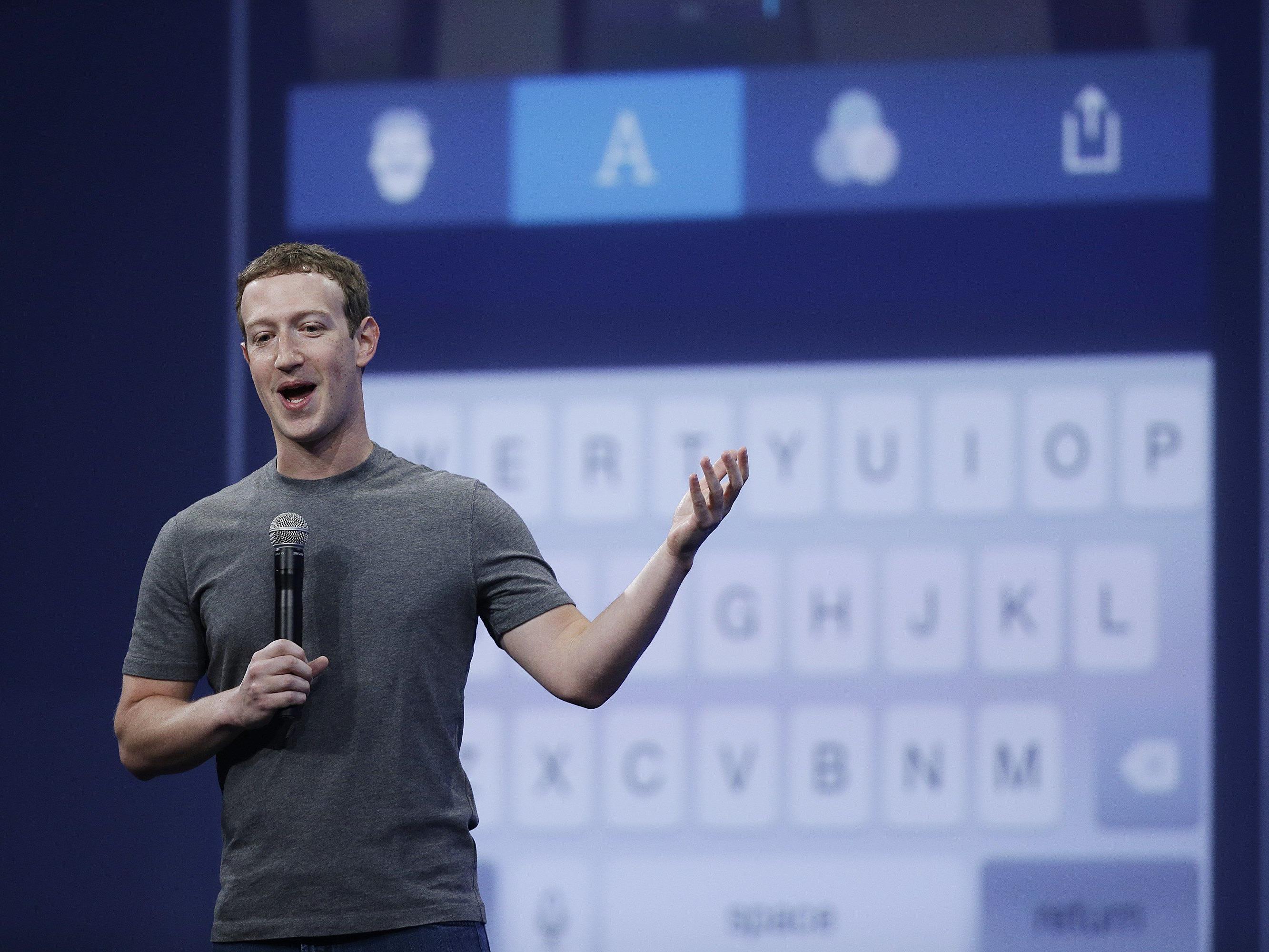 Messenger-App macht Snapchat Konkurrenz
