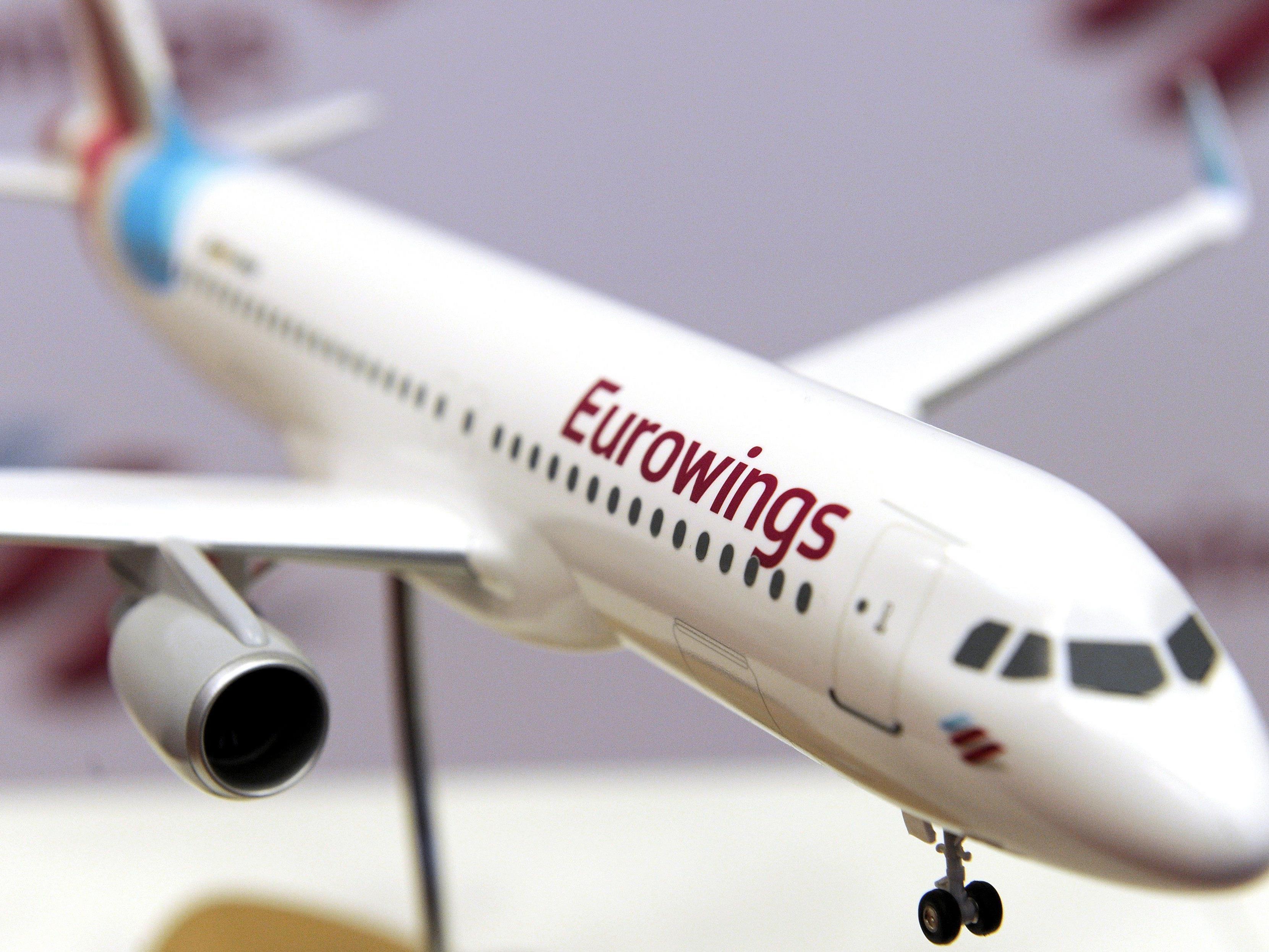 Spannende Strategie-Überlegungen bei Eurowings.