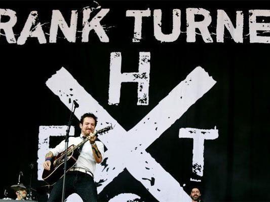 Wiedersehen macht Freude: Frank Turner kommt wieder nach Wien.