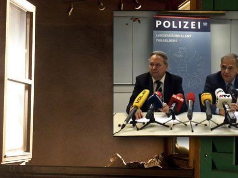 Polizei informierte über Ermittlungsstand