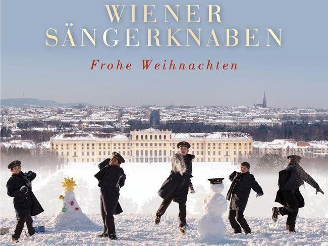 Die Wiener Sängerknaben sorgen für Weihnachtsstimmung.