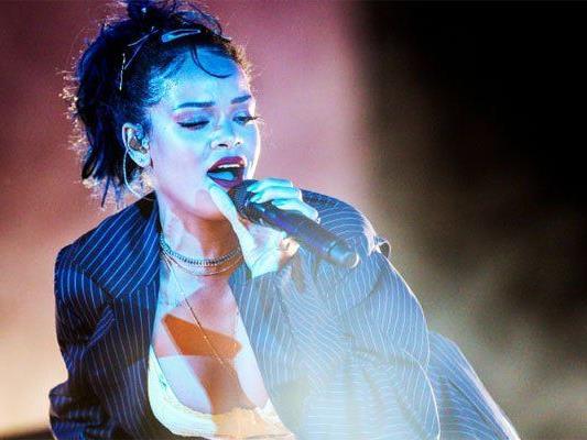 Rihanna kommt für ein Konzert zurück nach Wien.