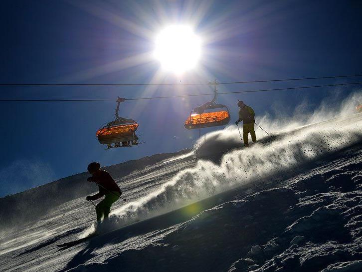 Skigebiete-Test.de hat über 80 Skigebiete in Österreich verglichen.
