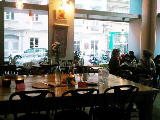 Das Cafe Siebenstern Frühstücks Und Kulturgenuss Im 7 Bezirk
