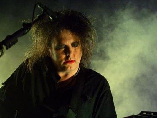 Wiedersehen mit der Kult-Band The Cure.