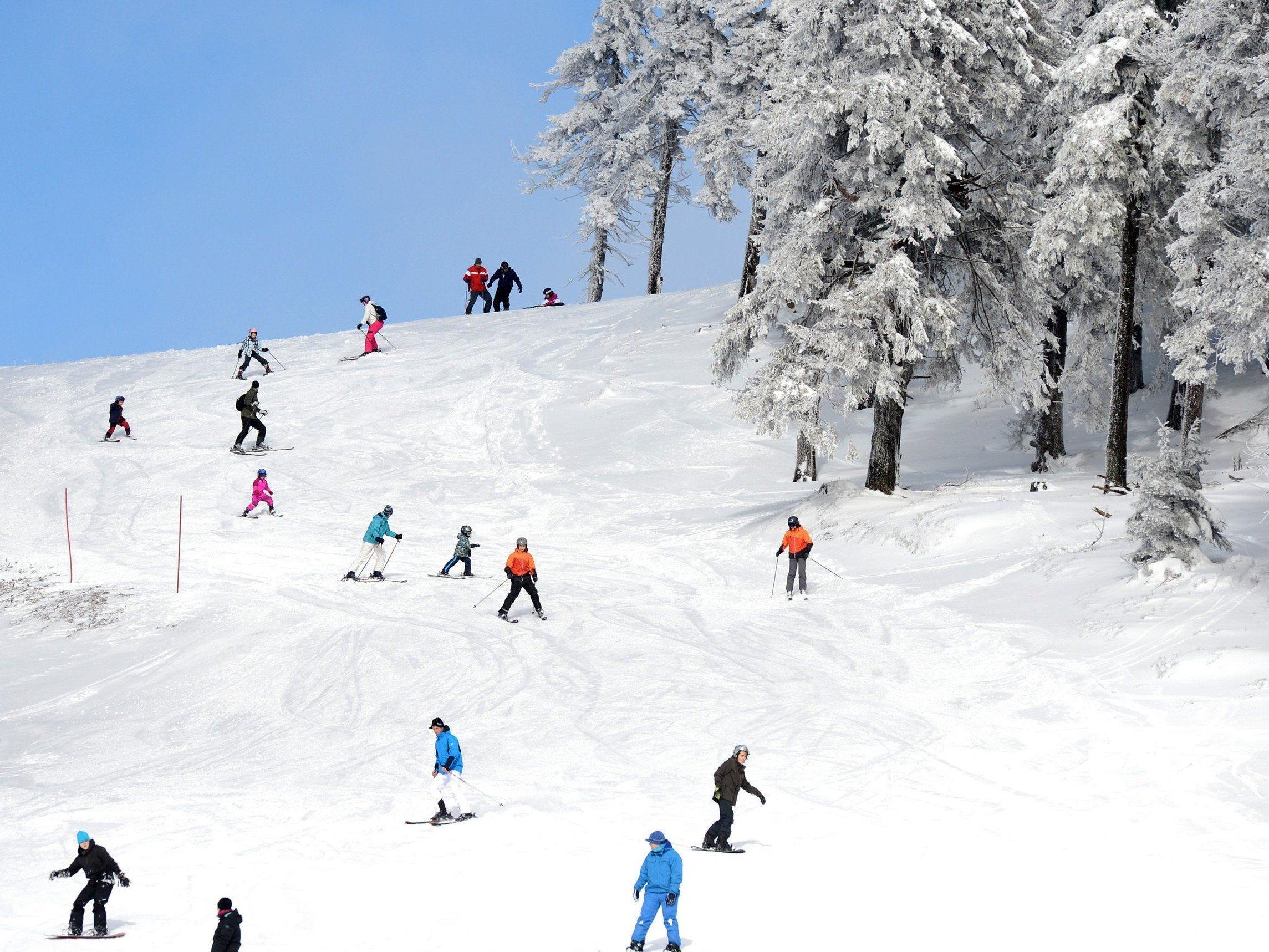 Die Preise in den österreichischen Skiregionen steigen weiter an.