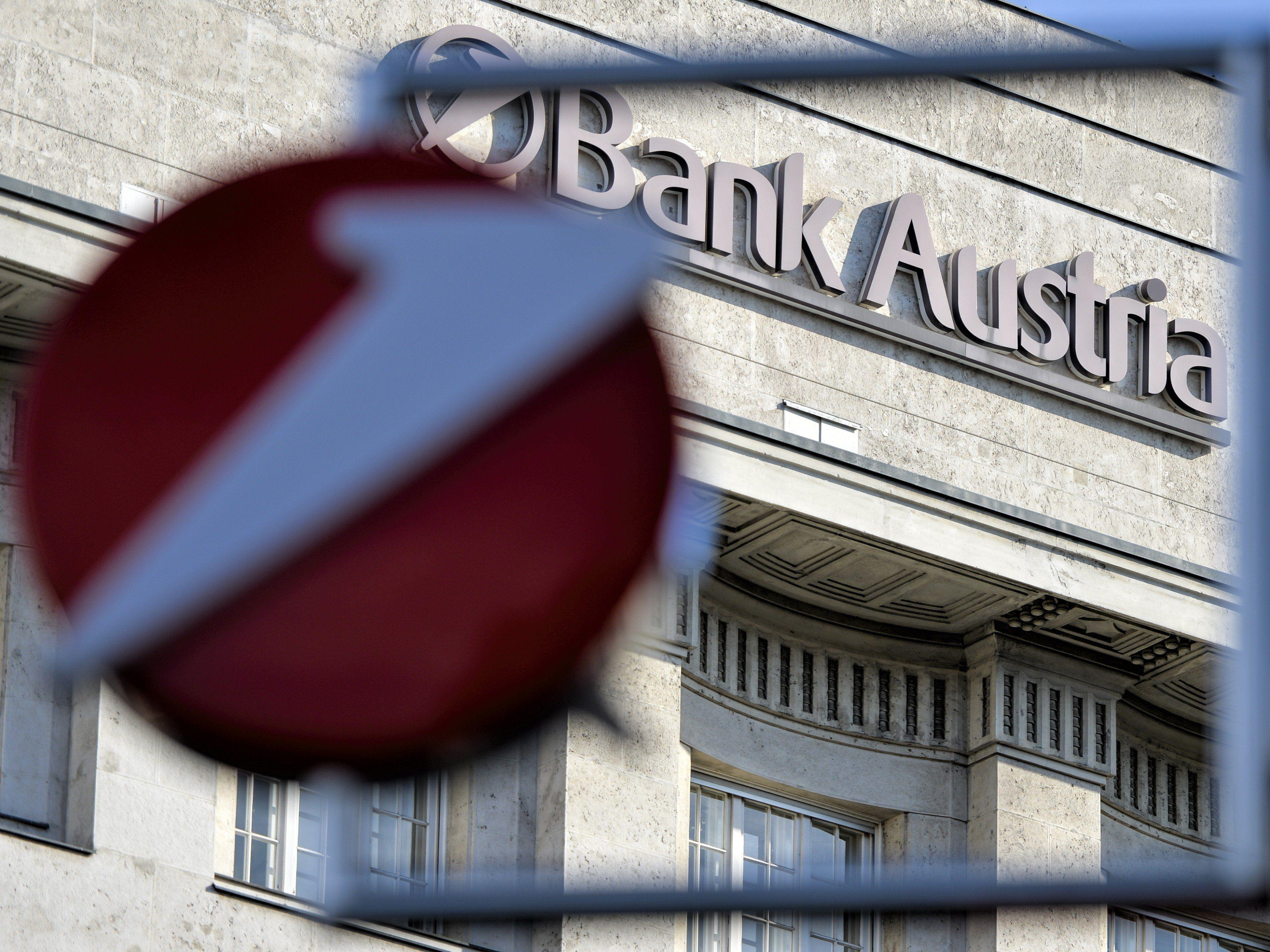 Die Bank Austria reduziert auf 120 Filialen.