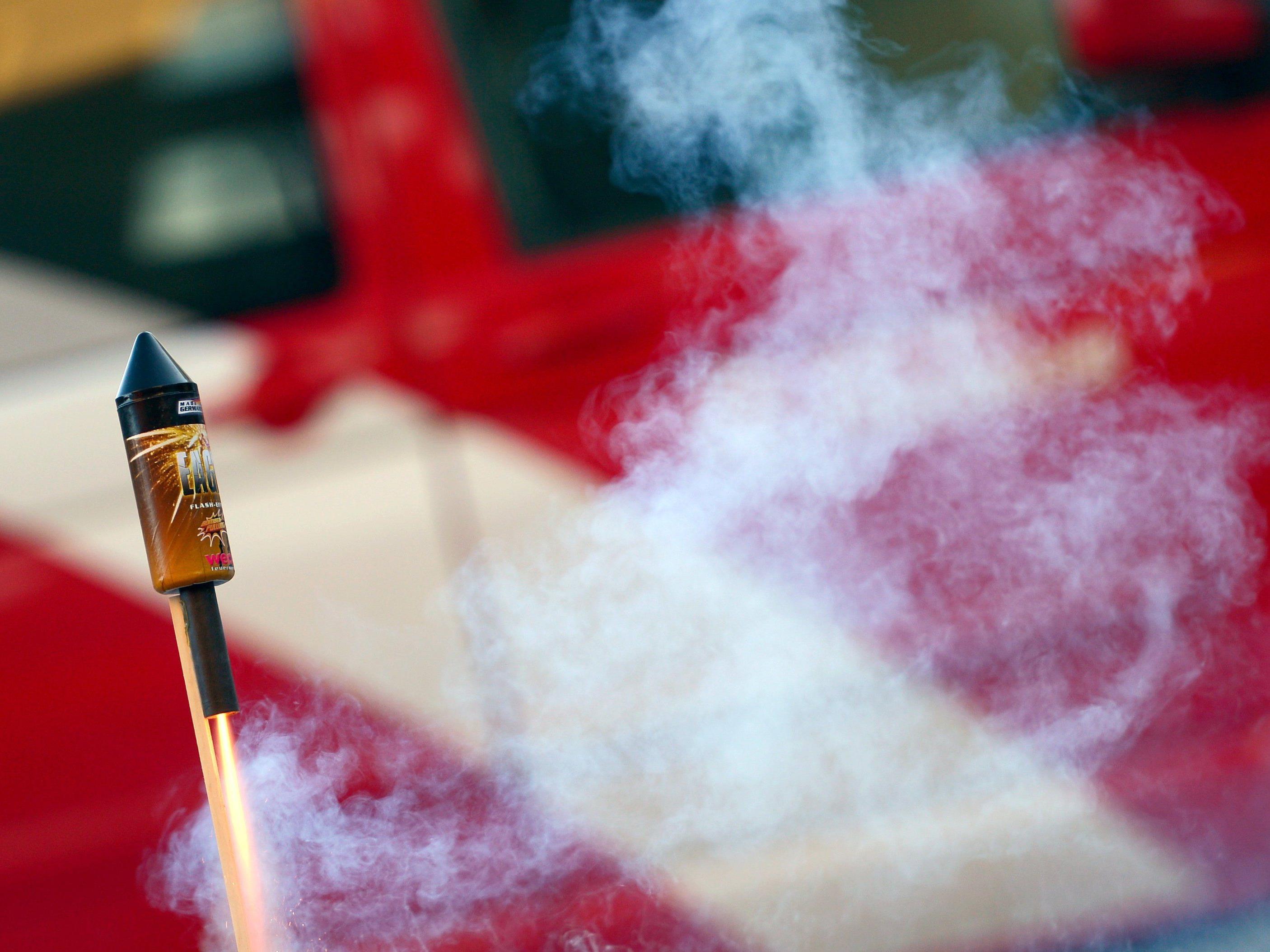 Tipps und Tricks im Umgang mit Feuerwerkskörpern.