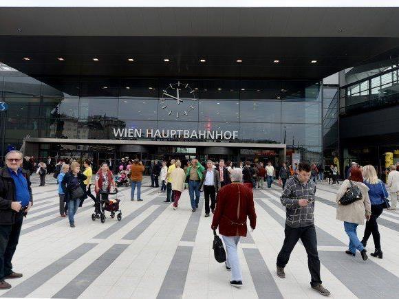 Die Grünen befürchten Engpässe am neuen Wiener Hauptbahnhof.