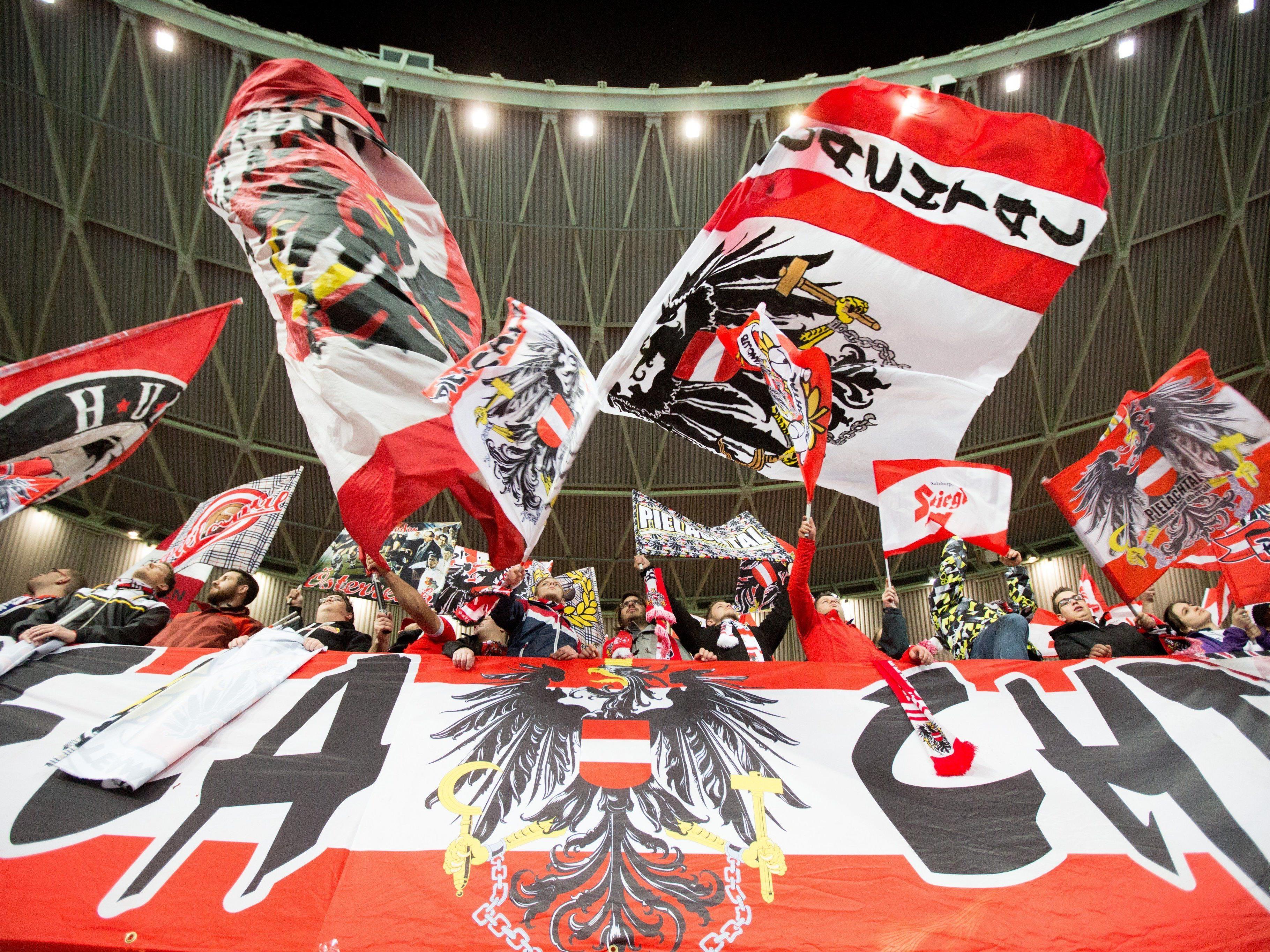Österreich landet bei der EM 2016 in Gruppe F.