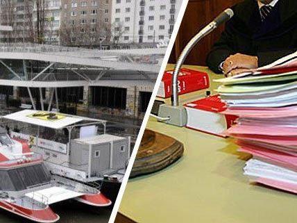 Schuldsprüche nach der Rangelei auf dem Wiener Partyschiff wurden bestätigt.