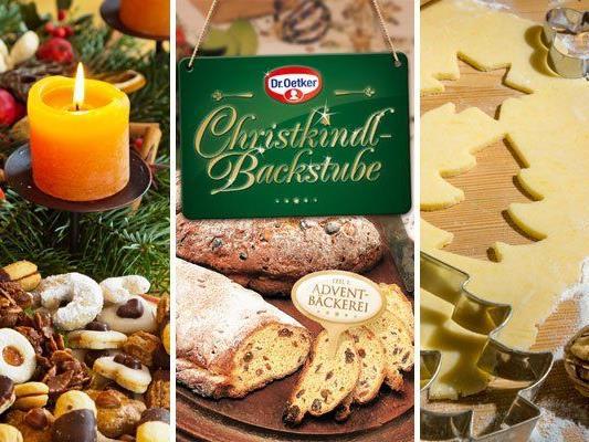 """Kekse aus der """"Christkindl-Backstube"""" machen Lust auf Weihnachten."""