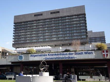 Im Wiener AKH kam es zu einer Attacke, hinter der ein Serientäter stecken soll