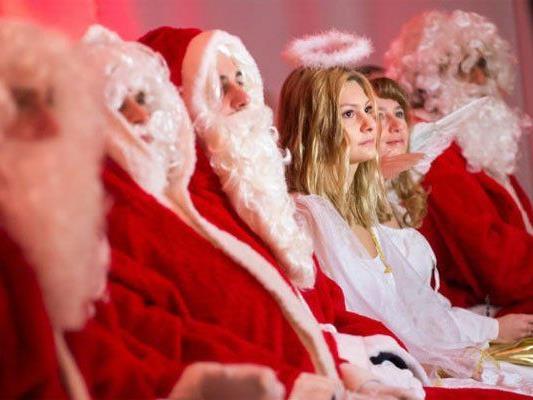 """Christkind oder Weihnachtsmann, welcher von beiden ist """"weihnachtlicher""""?"""