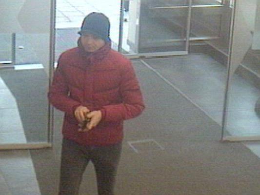 Die Polizei in Niederösterreich fahndet nach diesem Verdächtigen.