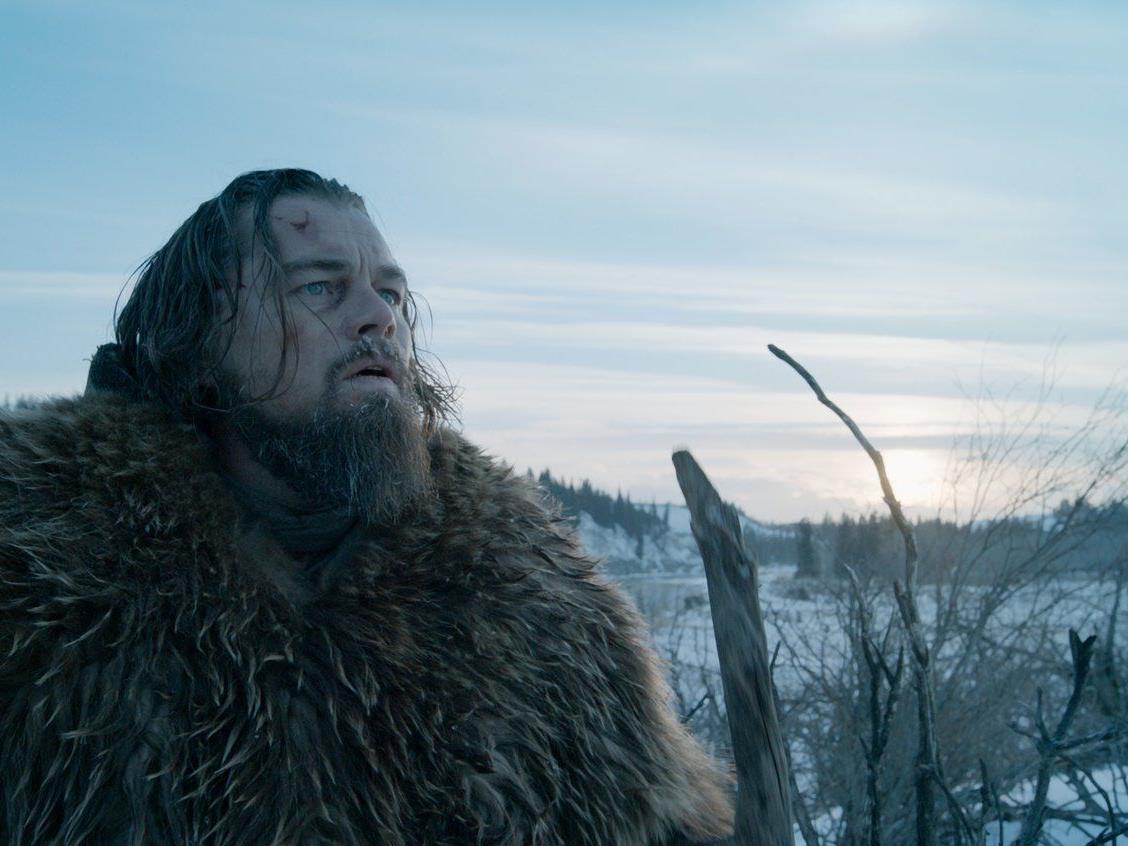 Leonardo DiCaprio hat Chancen auf einen Golden Globe