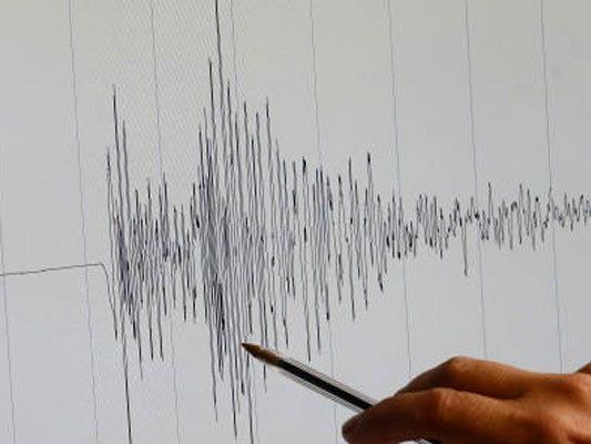 Bei Gloggnitz wurde ein leichtes Erdbeben verzeichnet.