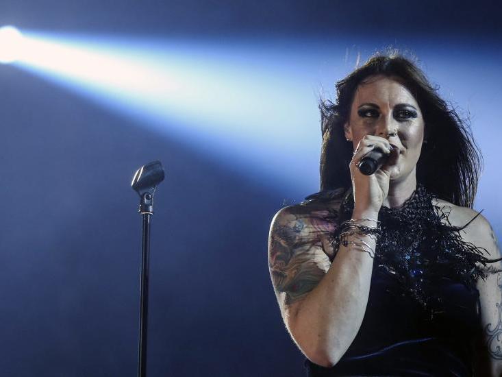 Floor Jansen ist die die neue Frontfrau bei Nightwish.