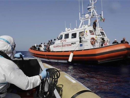 1.500 Flüchtlinge wurden am Donnerstag gerettet.