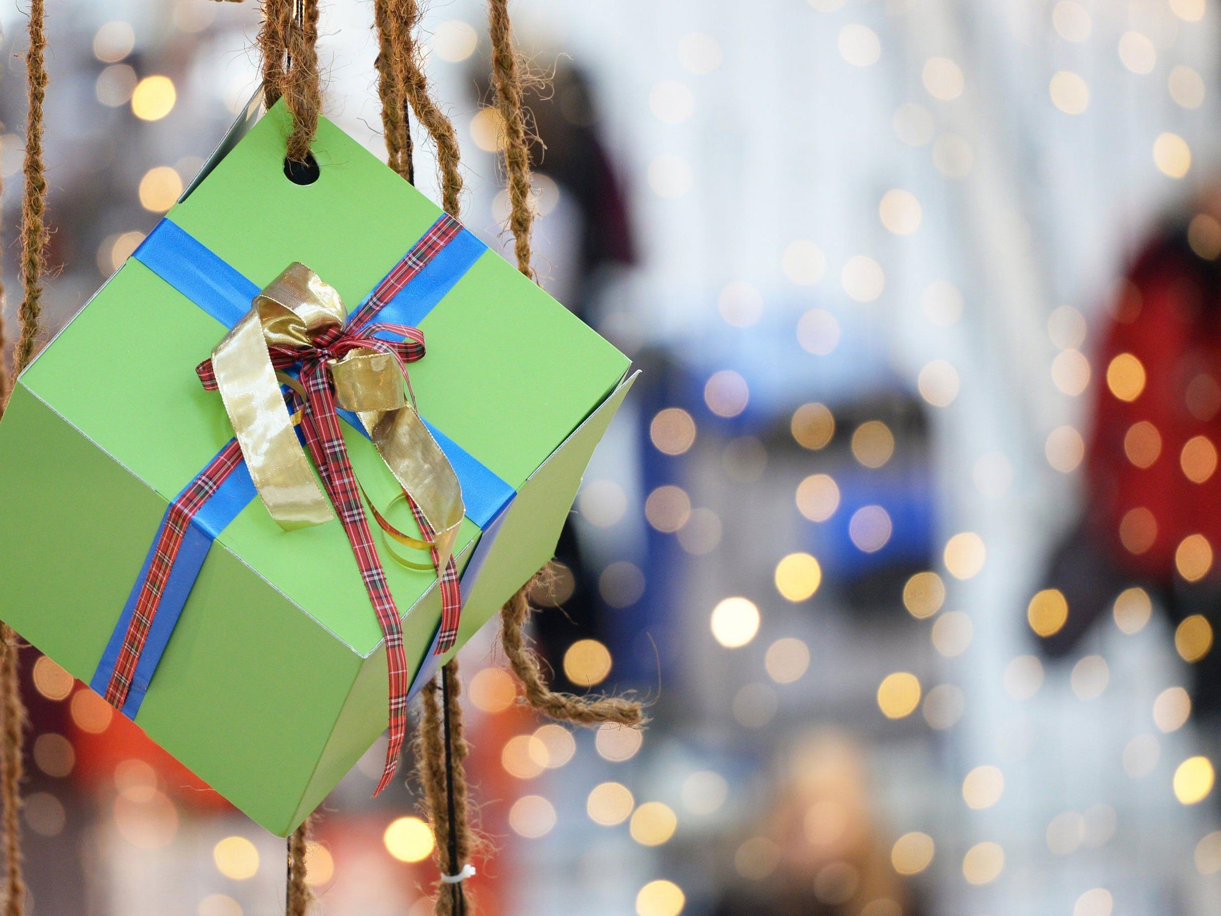 Selbst gemachte Geschenke freuen die Liebsten immer besonders.