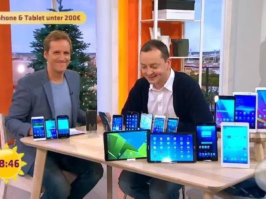 experten tipp gute smartphones und tablets f r unter 200. Black Bedroom Furniture Sets. Home Design Ideas