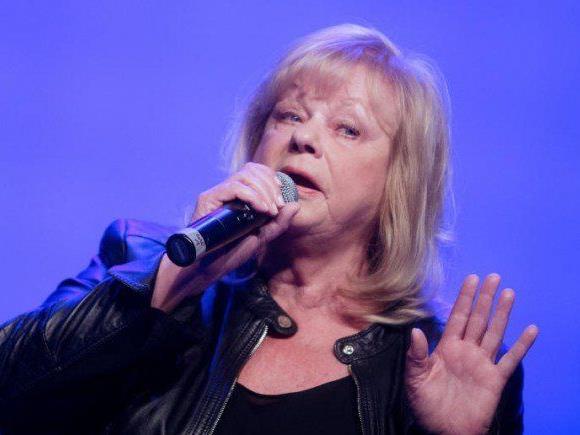 hohe Ehrung für Marianne Mendt