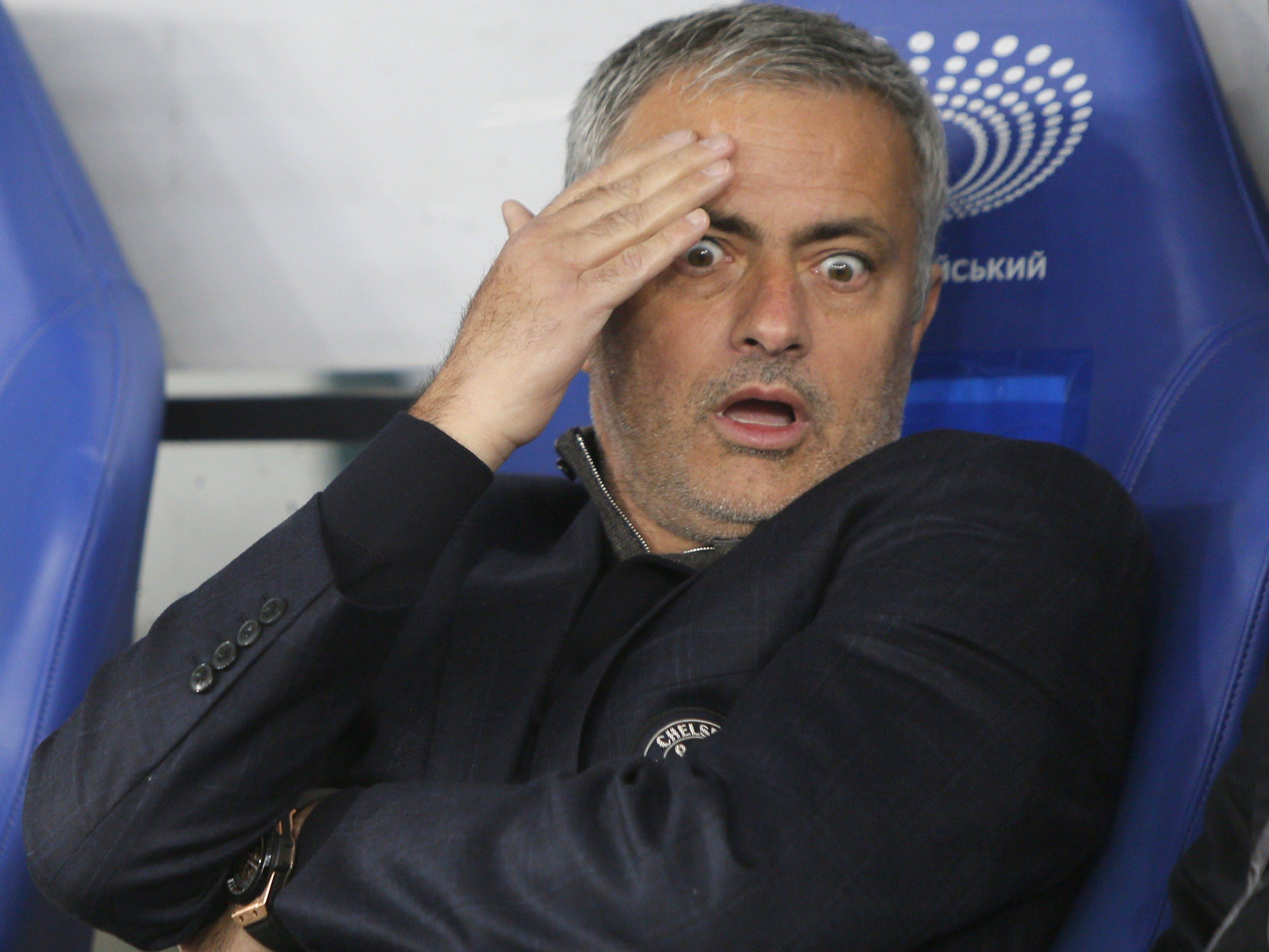 Jose Mourinho muss bei Chelsea gehen.