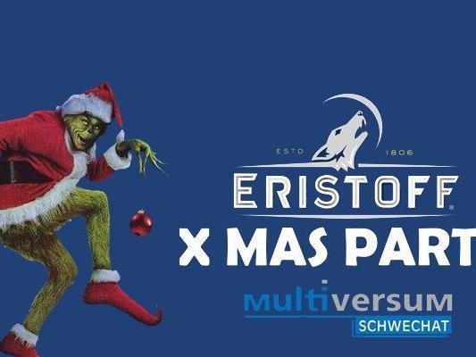 Eine große Weihnachtsparty gibt es im Multiversum in Schwechat