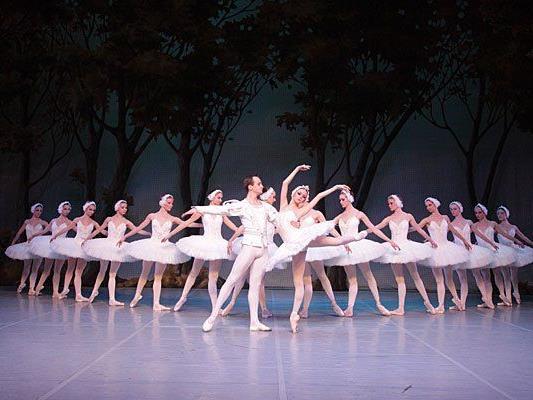 """""""Schwanensee"""" im MQ Wien verspricht eine zauberhafte Ballett-Performance"""