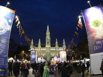 Der Silvesterpfad zieht jedes Jahr mehrere Tausend Besucher an.