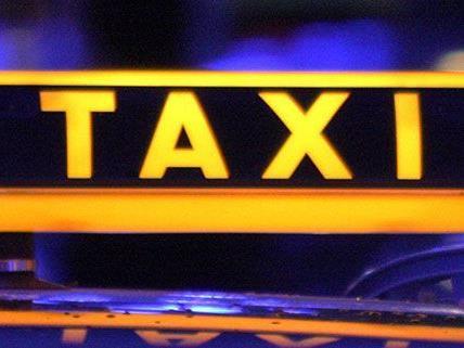 In einem Taxi am Gürtel kam es zu einem Streit