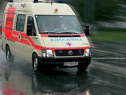 Der Unfall forderte insgesamt drei Verletzte.