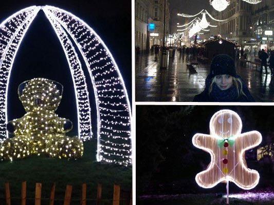 Weihnachtszeit in Wien