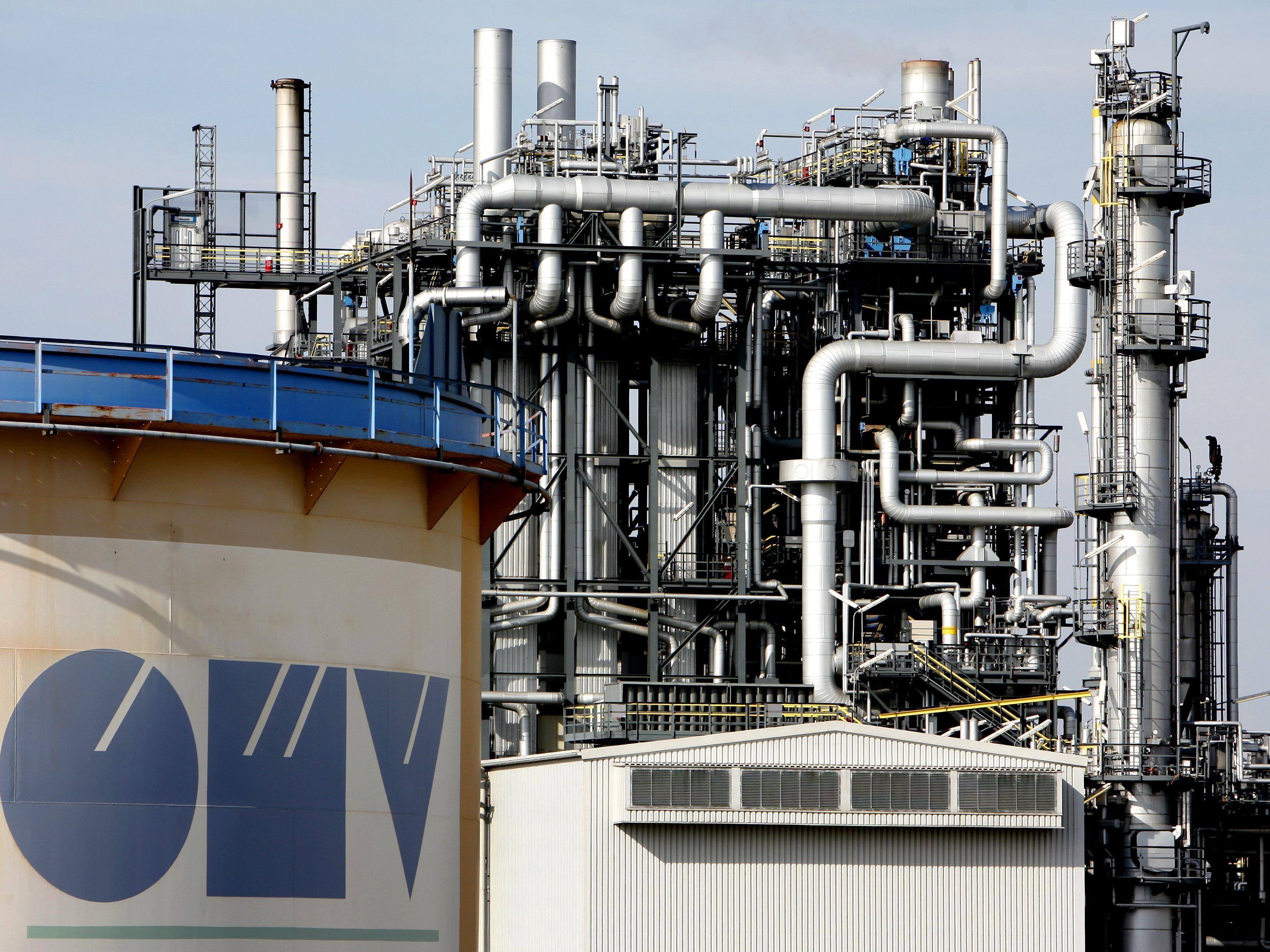 Laut OMV handelte es sich um ein reguläres Verfahren zu Sicherheitszwecken.