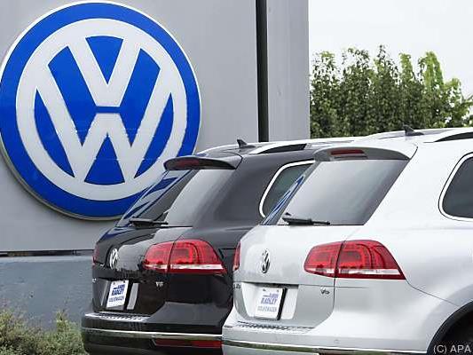 VW-Händler in Virginia